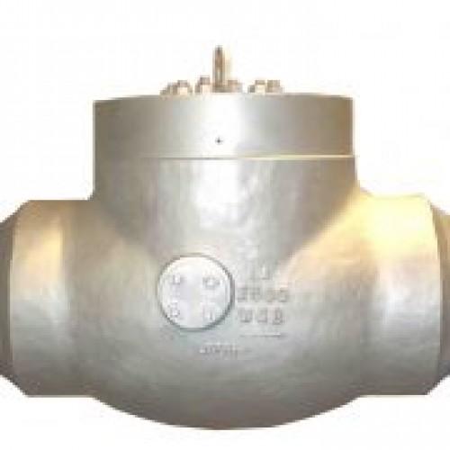Válvula de sellado de presión
