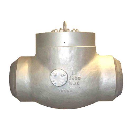 Válvula de comprobación del sello de presión